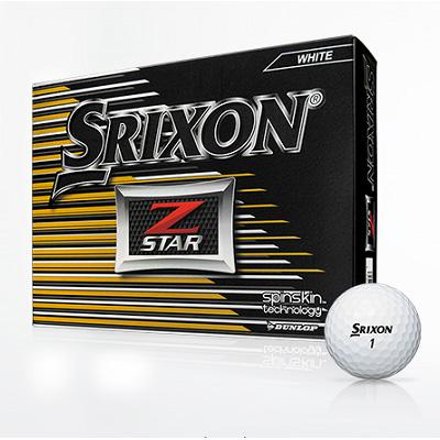 【ふるさと納税】ゴルフボール スリクソンZ-STAR(ホワイト・3ダースセット36球)