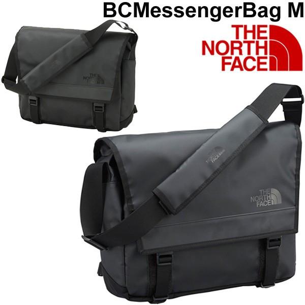 【ふるさと納税】ノースフェイス BCメッセンジャーバッグ Mサイズ NM81703(BK)