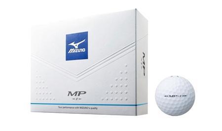 【ふるさと納税】ゴルフボール ミズノ MP<S>(ホワイト)  3ダースセット