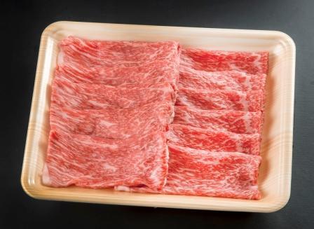 【ふるさと納税】※HNP-05飛騨牛すき焼き用飛騨牛肩ロース肉700g