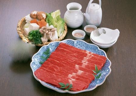 【ふるさと納税】※HNP-10飛騨牛すき焼き用もも・かた(赤身)肉400g