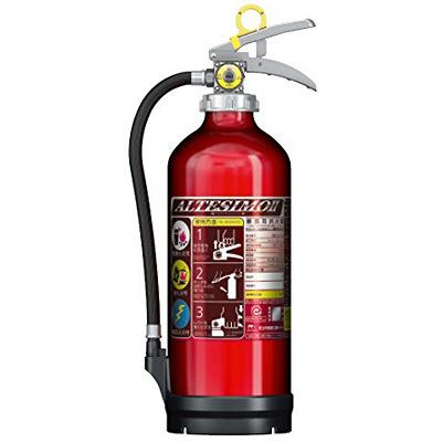【ふるさと納税】アルミ消火器 蓄圧式ABC粉末3.0kg