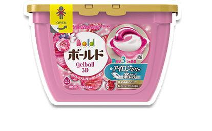 【ふるさと納税】ボールド ジェルボール3D[癒しのプレミアムブロッサムの香り]詰替え(1袋18個入)×12袋