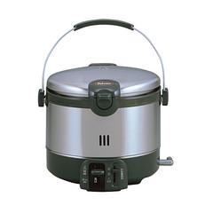 【ふるさと納税】パロマLPガス炊飯器 直火の力でお米ふっくら(0.6ℓ・3.3合まで対応)