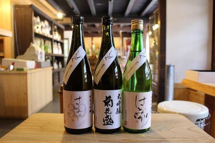 それぞれのお酒の香り 味わいの違いをお楽しみください ふるさと納税 日本酒 酒 お酒 再再販 送料無料 生酒 720ml 高級品 3本 飲み比べ しずく
