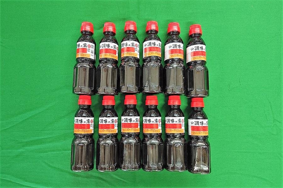 お中元やお歳暮など 贈り物としても最適 ふるさと納税 醤油 しょう油 しょうゆ ヤマコノ醤油 安い 送料無料 調味料 料理 300ml×12本 お買い得