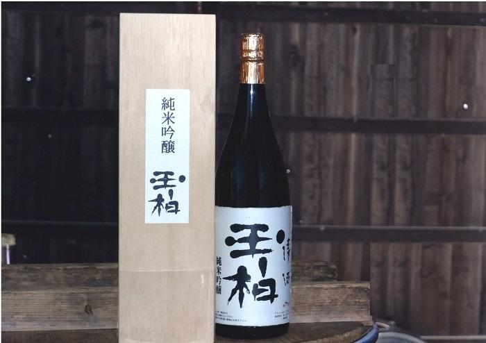 八百津の想いを込め醸された自慢の逸品です 美品 ふるさと納税 お酒 日本酒 酒 玉柏 特別セール品 純米吟醸 送料無料 1.8L 木箱入