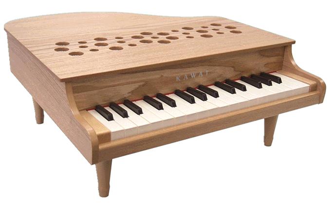 【ふるさと納税】KAWAIミニグランドピアノP‐32ナチュラル(1164) 【玩具・おもちゃ・楽器・河合楽器】, ヨネスポ:10c84eae --- economiadigital.org.br