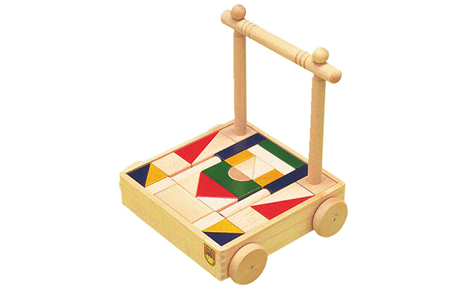 驚きの価格 【ふるさと納税】抗菌カラー押し車つみき(KAWAI玩具4420) 【おもちゃ・積み木】, イナゲク:78d468f2 --- az1010az.xyz