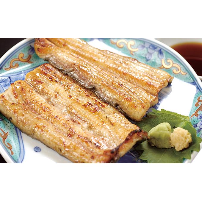 静岡県浜松市 出群 ふるさと納税 浜名湖産鰻白焼き大3本入り 驚きの値段で 魚貝類