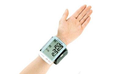 【ふるさと納税】 テルモ 手首式 電子血圧計