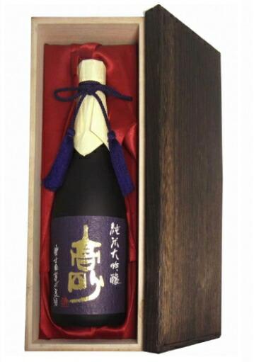 【ふるさと納税】日本酒 純米大吟醸 高砂(桐箱入)720ml 静岡県富士宮市