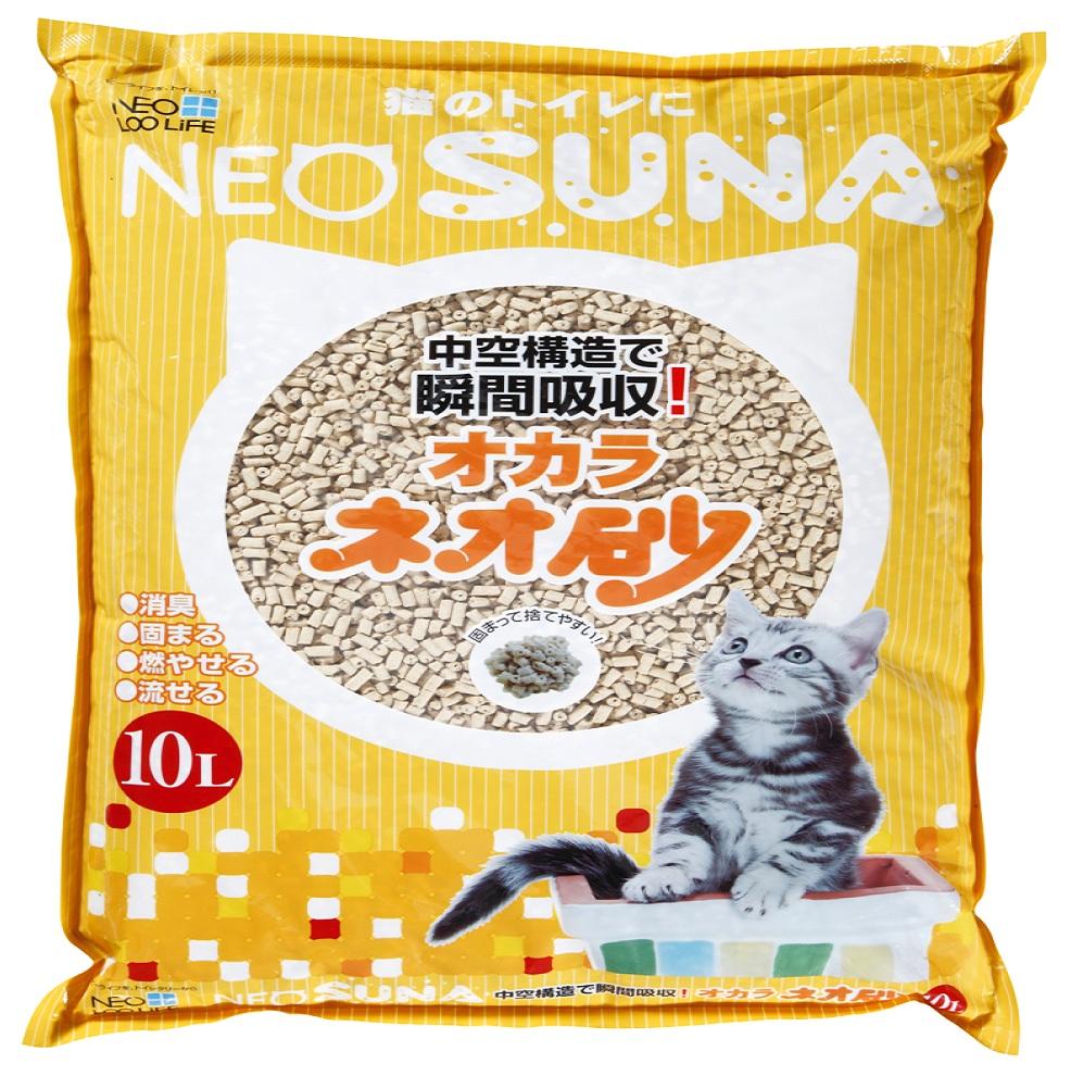 【ふるさと納税】1066ネオ砂オカラ10L×5袋