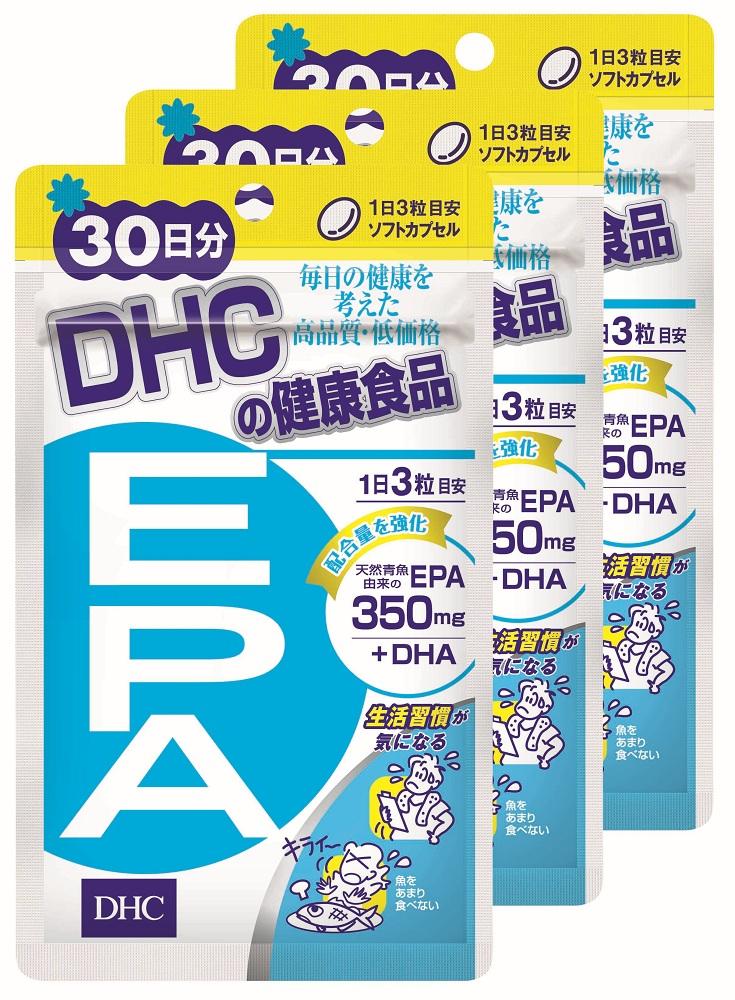 【ふるさと納税】DHC サプリメント EPA 30日分 3ヶ月分セット