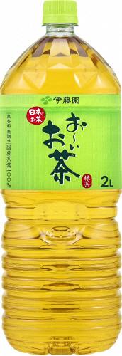 【ふるさと納税】伊藤園 おーいお茶 2LPET × 6本