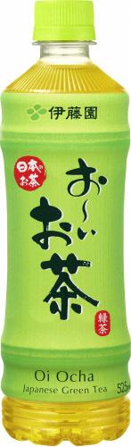 【ふるさと納税】伊藤園 おーいお茶 525mlPET × 24本