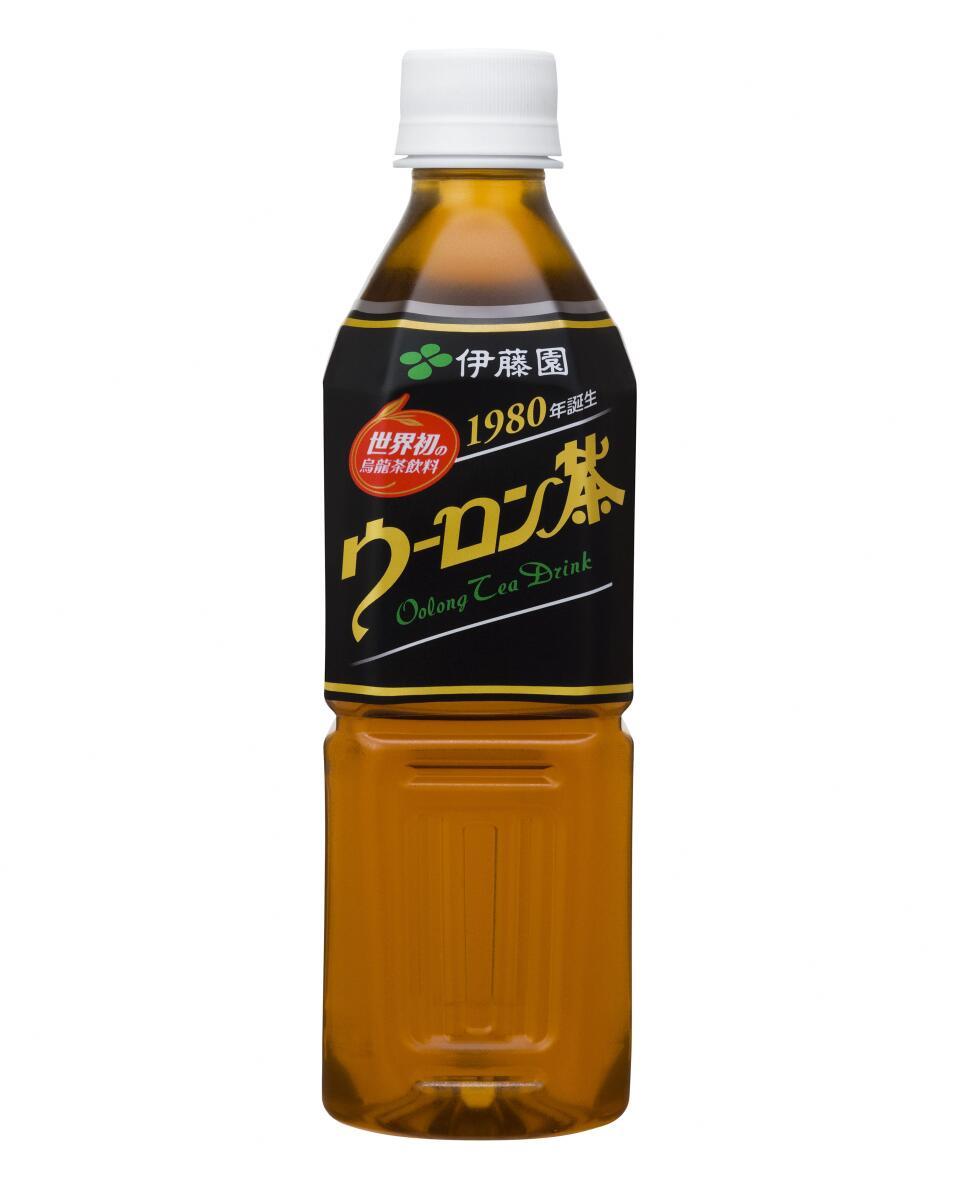 【ふるさと納税】伊藤園 ウーロン茶 525mlPET × 24本