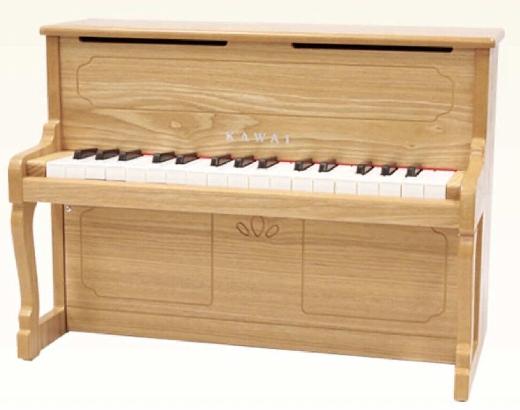 定番 小型であっても音程が正確で美しい音色を奏でます ふるさと納税 売買 カワイミニアップライトピアノ 1154 ナチュラル