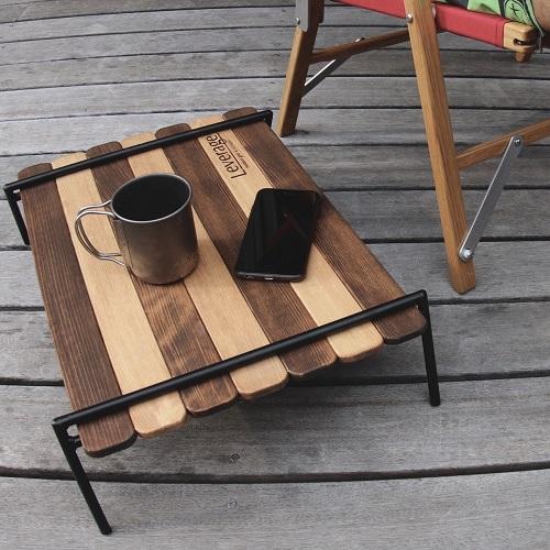【ふるさと納税】レバレッジソロテーブル(Leverage solo table)