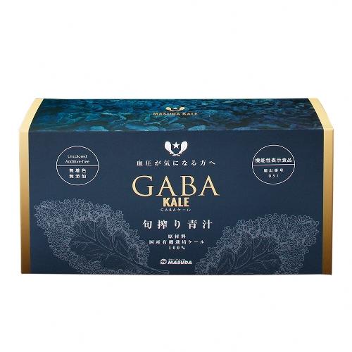 【ふるさと納税】[機能性表示食品]旬搾り青汁「GABAケール」