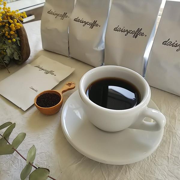 【ふるさと納税】a10-215 DAISY COFFEE いいとこ取りセット(粉)