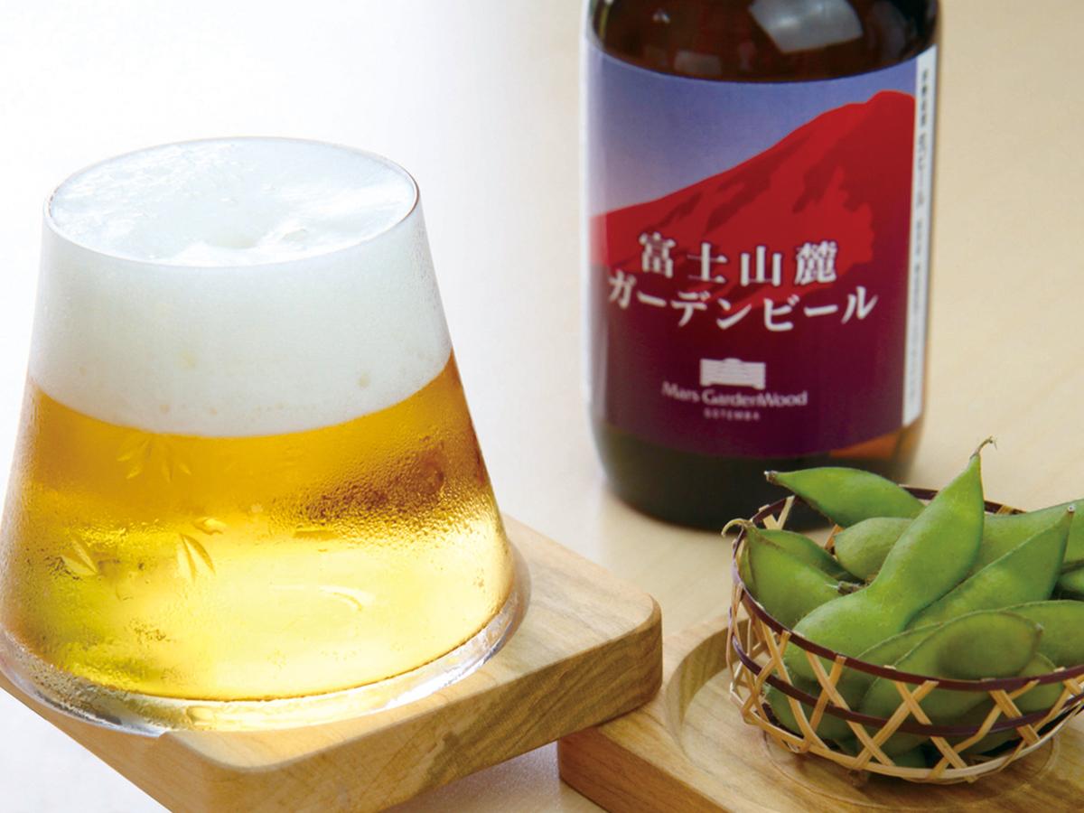 富士山グラスセットB&W(Beer&Whisky)