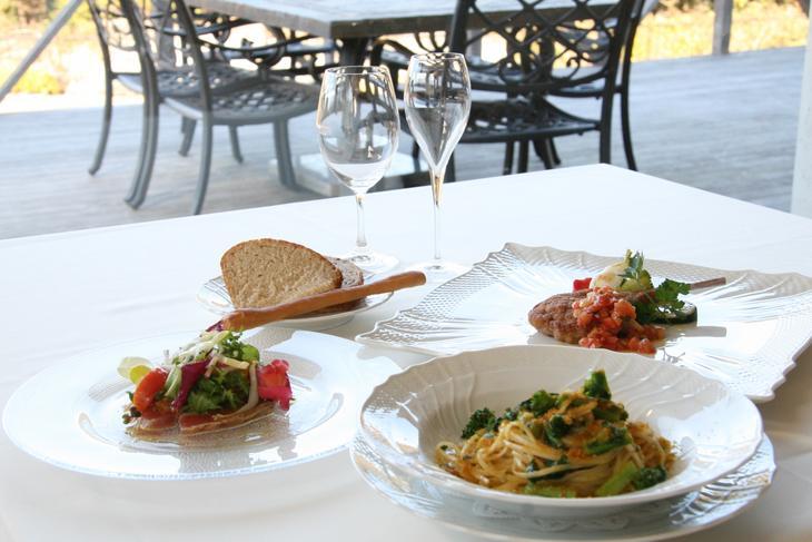 【ふるさと納税】リストランテ イタリアーノ 桜鏡ランチペアお食事券