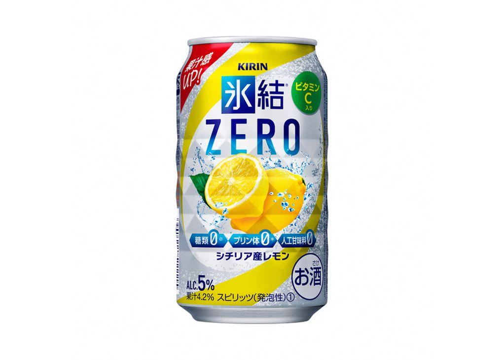 【ふるさと納税】【定期便】キリン 氷結ZERO シチリア産レモン 350ml 1ケース(24本)×6か月【お酒 チューハイ】