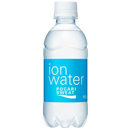 【ふるさと納税】ポカリスエットイオンウォーター300mlペットボトル24本入 【飲料・ドリンク】