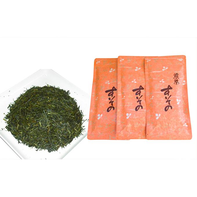 【ふるさと納税】深蒸し上煎茶 駿河路 【飲料類・お茶】