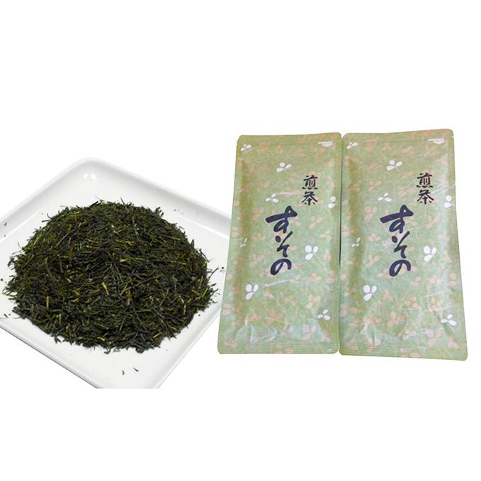 【ふるさと納税】深蒸し特上煎茶 初富士 【飲料類・お茶】