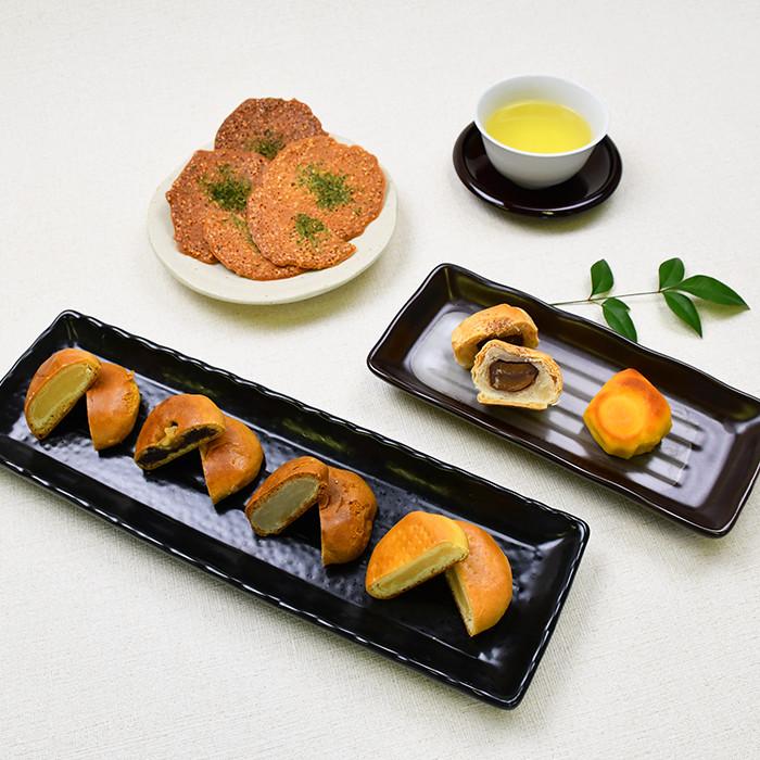 「サカヤ菓子店」人気和洋菓子セット