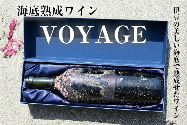 【ふるさと納税】海底熟成ワインVOYAGE【カサーレ・ヴェッキオ】