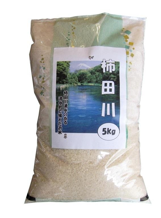 【ふるさと納税】お米「きぬむすめ」5キロ