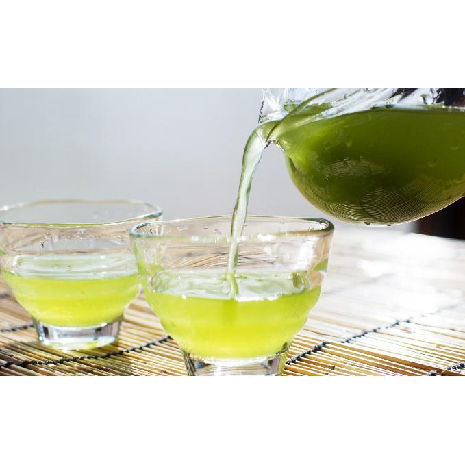 【ふるさと納税】濃旨緑茶ティーバッグ5g×25ヶ入×6袋 【飲料類・お茶・深蒸し茶・緑茶・セット】