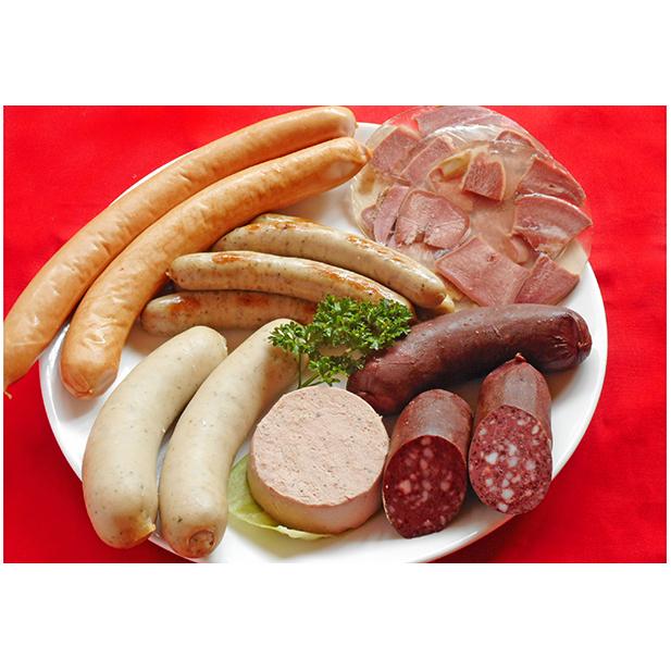 【ふるさと納税】ドイツソーセージ6種セット 【お肉・ソーセージ】