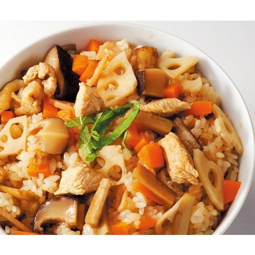 ふるさと納税 純系名古屋コーチン使用炊き込みご飯の素×2 日本限定 地鶏めしの素×2 激安通販