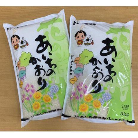 愛知県日進市 ふるさと納税 人気急上昇 マーケティング 定期便 あいちのかおり 白米10kg お米 JAあいち尾東 ×3回 5kg×2袋 隔月