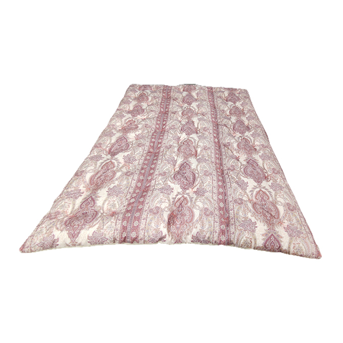 税込 愛知県日進市 ふるさと納税 ふとん職人がつくる手造り綿掛ふとん200丈 誕生日プレゼント カバーなし 寝具 ピンク 掛け布団