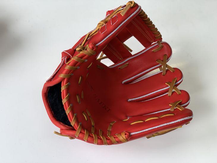【ふるさと納税】SAEKI野球グローブ【硬式?ショート用】