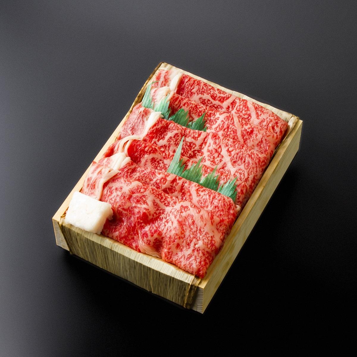 【ふるさと納税】朝日屋 名産松阪肉 すき焼(リブロース)500g