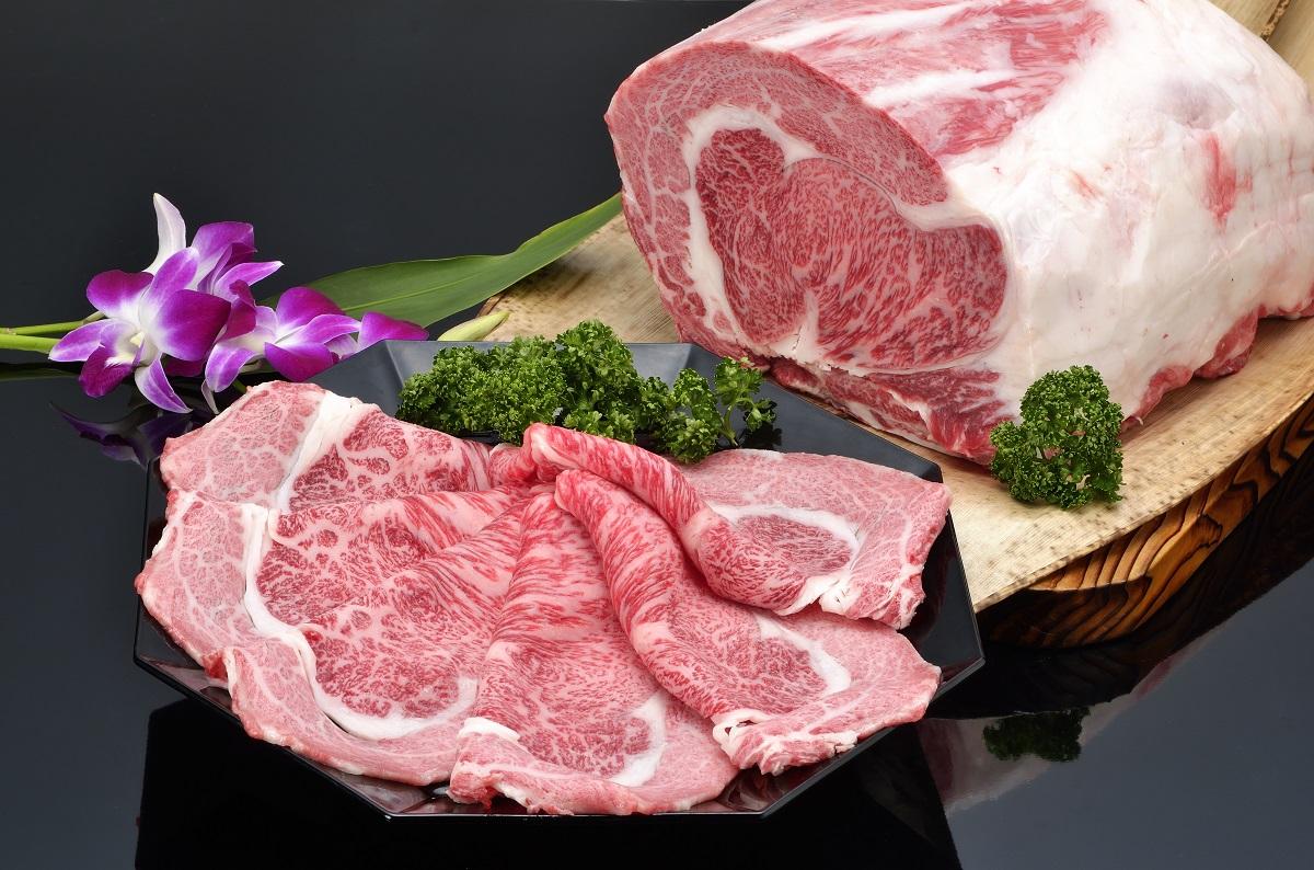 【ふるさと納税】朝日屋 名産松阪肉 すき焼(リブロース)1kg