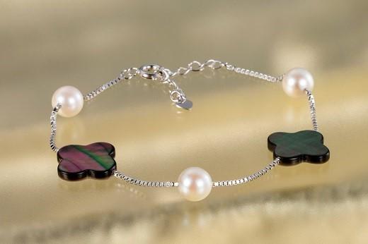 ふるさと納税 L-43あこや真珠ブレス 驚きの価格が実現 爆買い送料無料