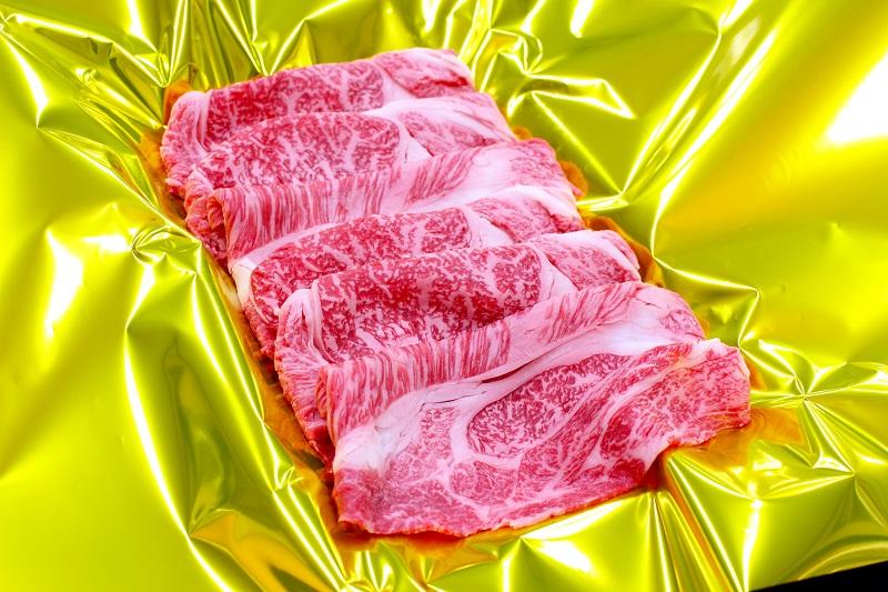 日本初のJGAP団体認証農場 肉用牛 の松阪牛をご賞味ください ふるさと納税 J21 肩ロース 新品 400g ロース 松阪牛しゃぶしゃぶ 公式ストア