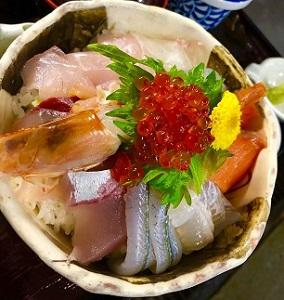 【ふるさと納税】I18大山海鮮丼セット