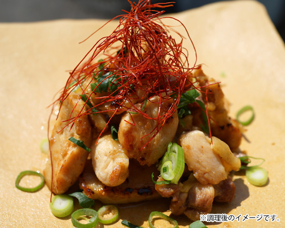 【ふるさと納税】No.107 【かしわの川中】超新鮮&美味!淡海地鶏ねぎ塩 / 国産