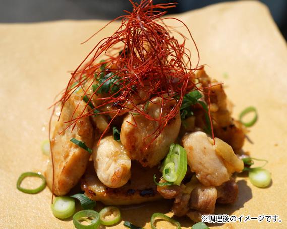 【ふるさと納税】No.108 超新鮮!焼くだけで超美味しい!滋賀県特産近江しゃもねぎ塩