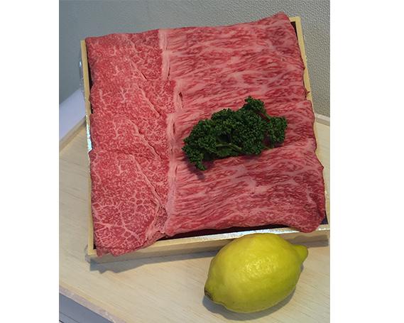 【ふるさと納税】No.133 「近江牛」すきやき用肉 約650g / 牛肉 ブランド牛 国産 滋賀県産
