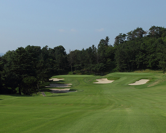 【ふるさと納税】No.185 瀬田ゴルフコース 東コース 1ラウンドプレー(平日) 1名様