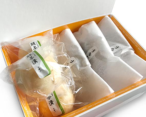 【ふるさと納税】No.202 うなむす3個(約190g)・鰻茶漬3個(約30g)セット